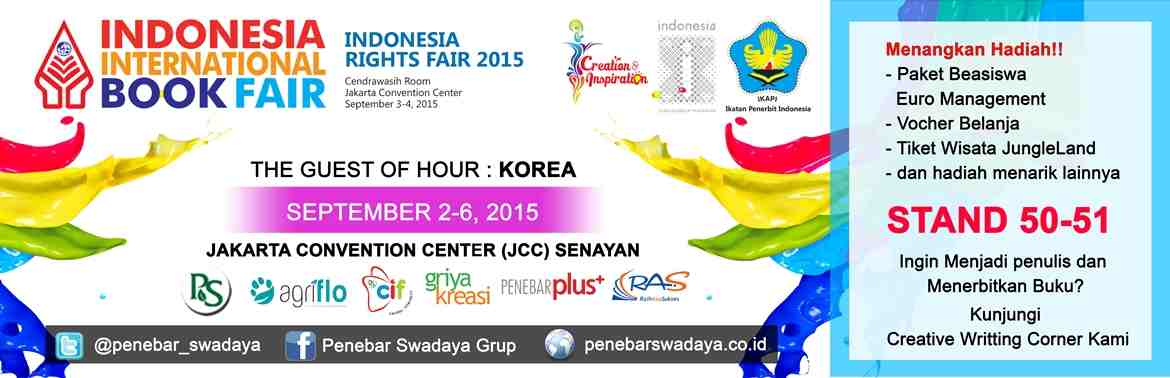 indonesia internasional book fair