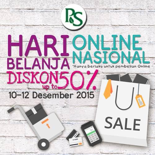 Diskon HarBolNas 2015 Diskon Hari Belanja Online Nasional 2015