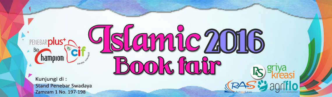 Banner Islamic book fair penebarswadaya