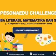 pesona edu challenge 2017 IIBF